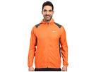 Nike Golf Printed Packable Hooded Jacket (Turf Orange/Reflective Silver)