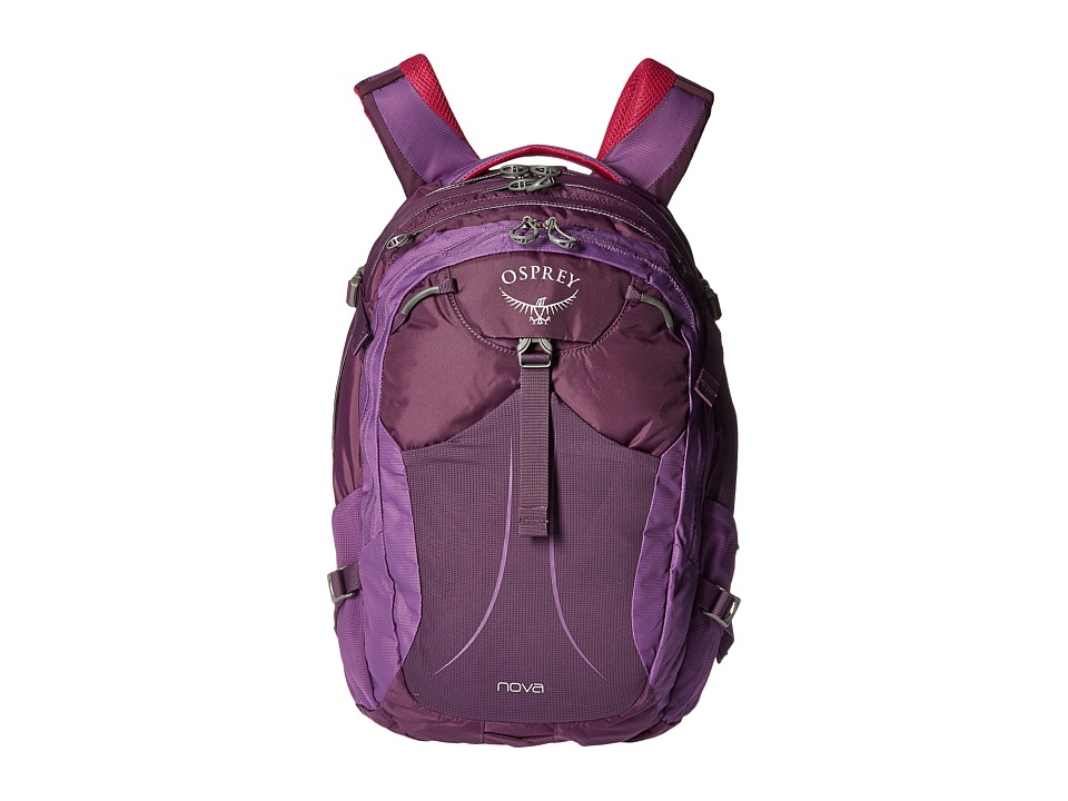 Osprey - Nova (Mariposa Purple) Backpack Bags