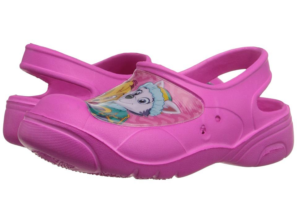 Josmo Kids Paw Patrol Clog Toddler/Little Kid Fuchsia Girls Shoes