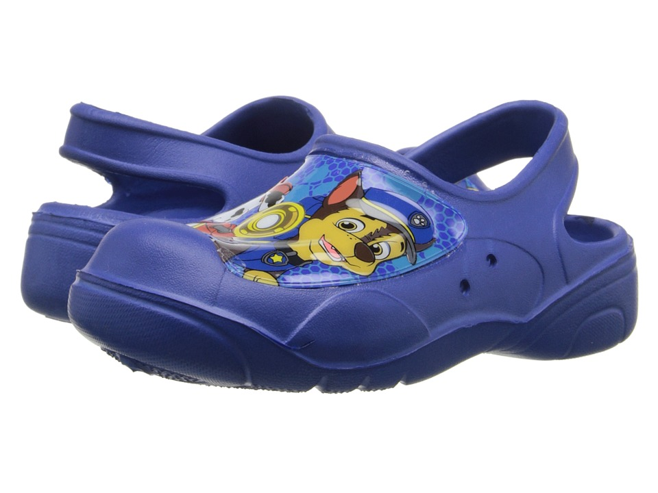 Josmo Kids Paw Patrol Clog Toddler/Little Kid Blue Boys Shoes