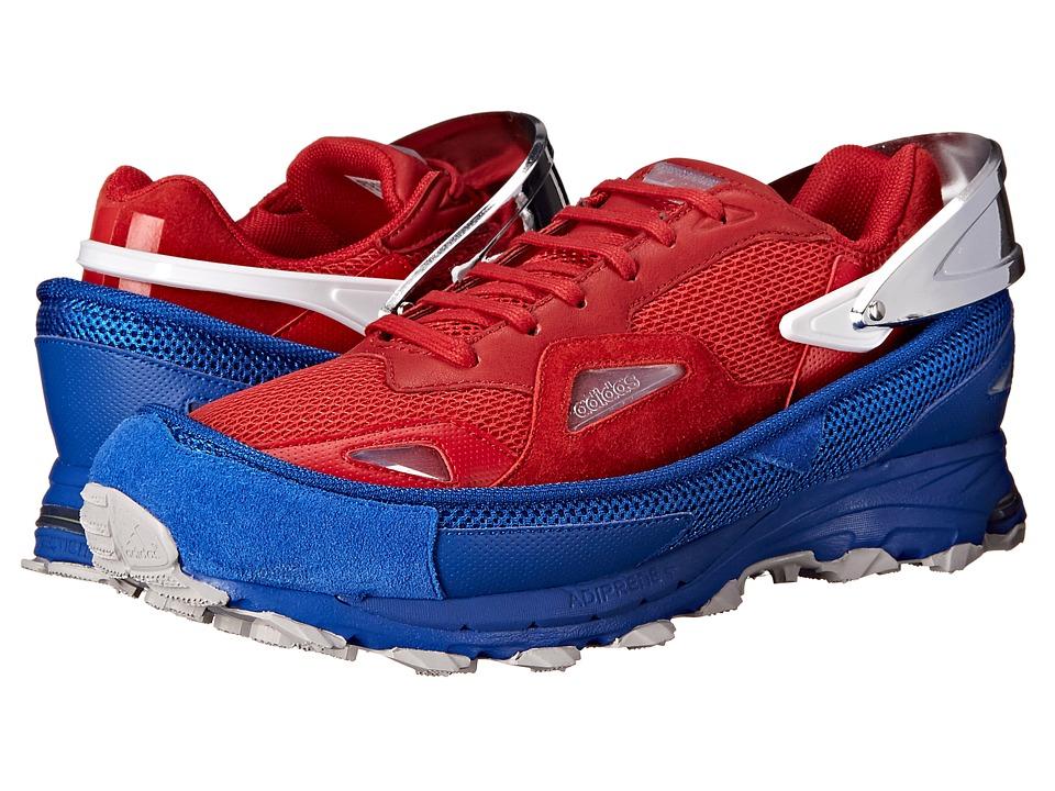 adidas by Raf Simons Raf Simons Response Trail 2 Power Red/Collegiate Royal/Clear Granite Mens Shoes