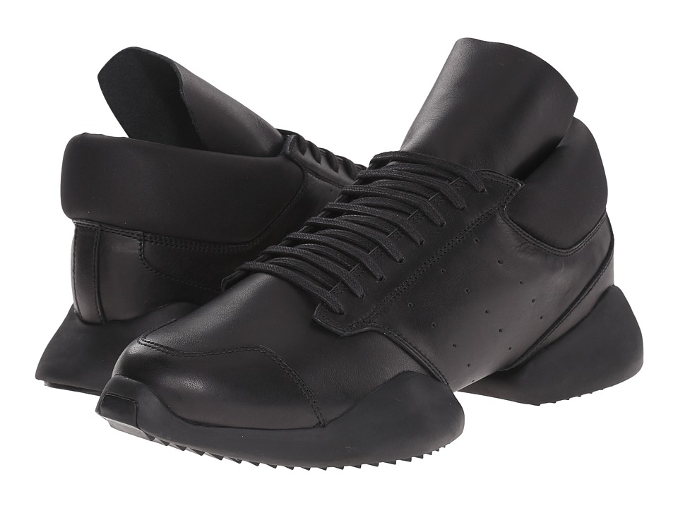 adidas by Rick Owens RO Runner Core Black/Core Black/Core Black Shoes
