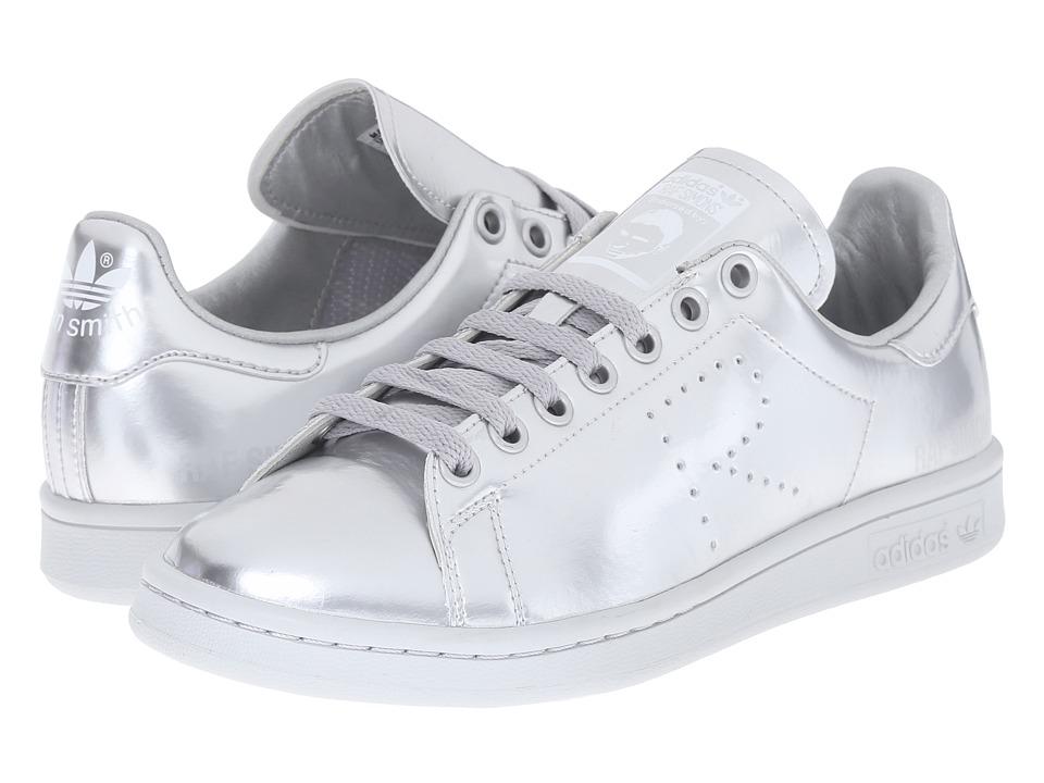adidas by Raf Simons Raf Simons Stan Smith (Silver Met/Silver Met/Silver Met) Athletic Shoes