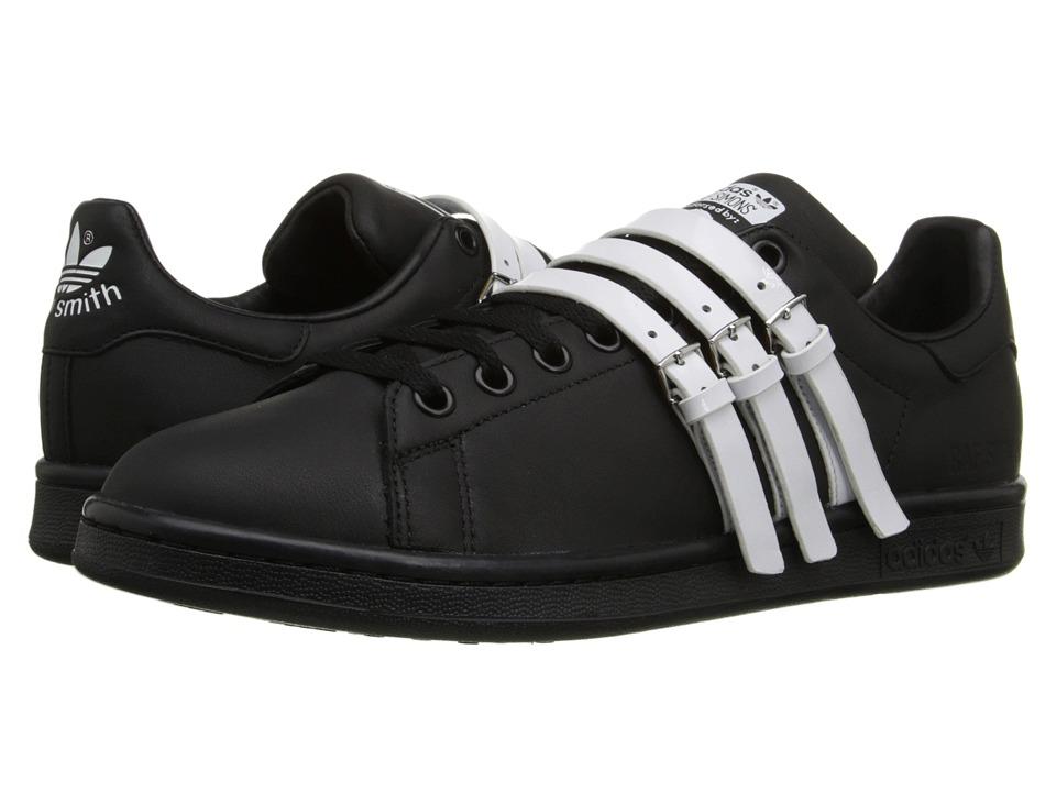 adidas by Raf Simons Raf Simons Stan Smith Strap Core Black/Core Black/Vintage White S15 ST Mens Shoes