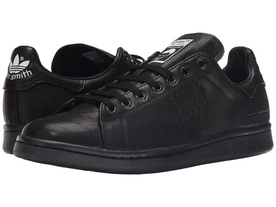adidas by Raf Simons Simons Stan Smith Aged (Core Black/FTWR White/Core Black) Lace up casual Shoes