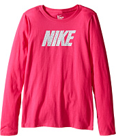 Nike Kids - Pattern Training T-Shirt (Little Kid/Big Kid)