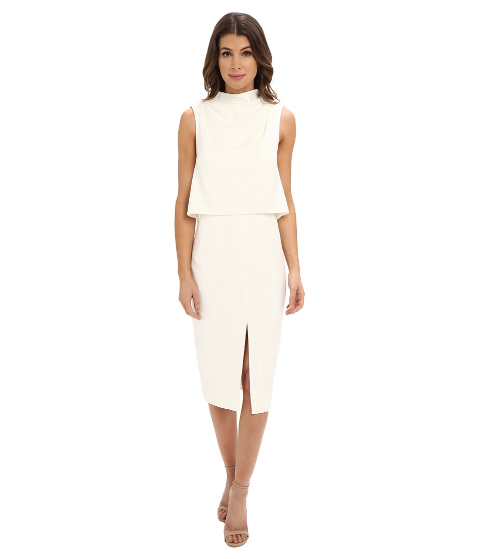 KEEPSAKE THE LABEL Essence Dress Ivory Womens Dress