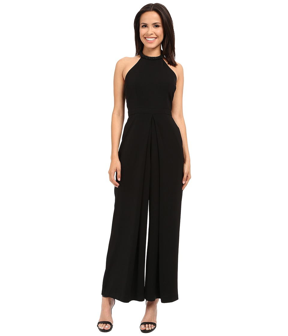 KEEPSAKE THE LABEL Let It Go Jumpsuit Black Womens Jumpsuit Rompers One Piece