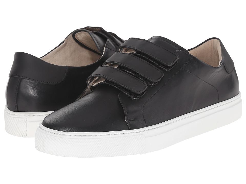 Kenneth Cole Black Label Certain Ty Black Mens Shoes