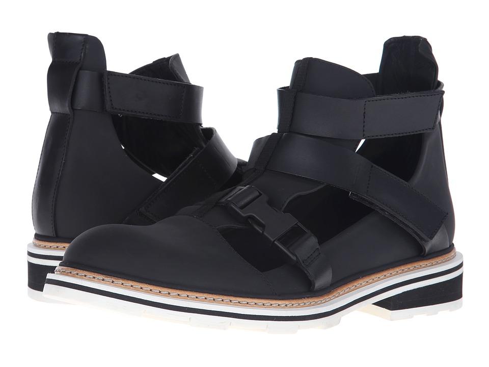 Kenneth Cole Black Label San Fran Black Mens Shoes