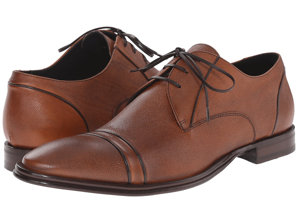 Kenneth Cole Black Label Speak the Truth Brown Mens Shoes