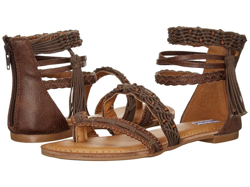 Not Rated Macramela Tan Womens Sandals