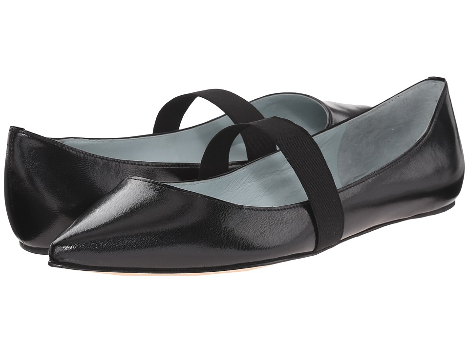 Marc Jacobs - Halsey Pointy Ballerina (Black) Women