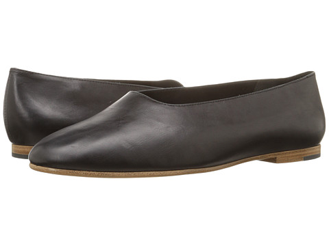 Vince Maxwell - Black Calf Leather