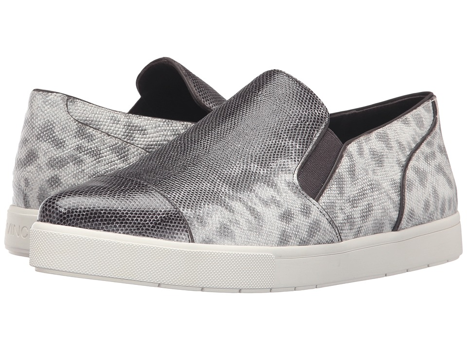 Vince - Paeyre (Silvergrey Speckled Lizard Print Leather) Women