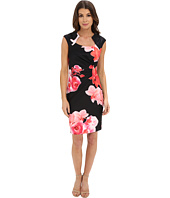 Calvin Klein - Floral Print Sheath Dress CD6M4021
