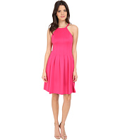 Calvin Klein - Halter Neck Fit & Flare Dress CD6M1B6D