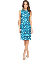 Calvin Klein - Patterned Sheath Dress CD6M2A00