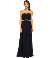 Calvin Klein - Strapless Gown with Beading at Waist CD6B13N6