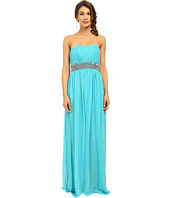 Calvin Klein - Strapless Gown with Sequin at Waist CD6B2ZRZ