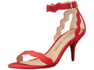 Chinese Laundry - Rubie Scalloped Sandal (Red)
