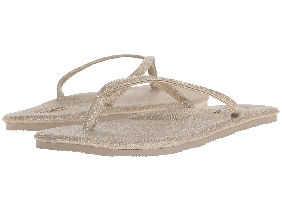 Flojos Cami Gold Womens Sandals