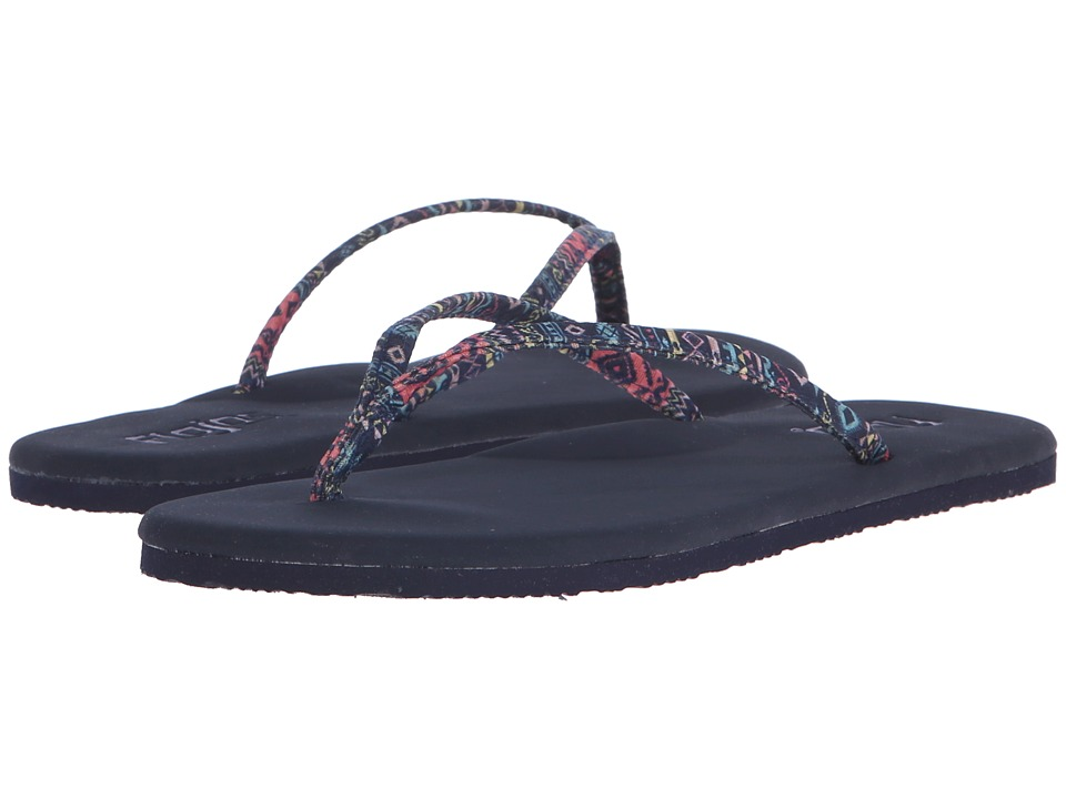 Flojos Lulu Navy Womens Sandals