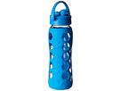 Lifefactory Glass Bottle with Flip Cap 22 oz.