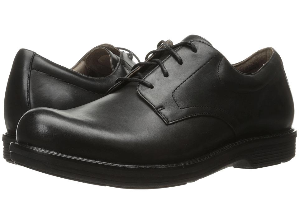 Dansko Josh (Black Antiqued Calf) Men's Lace up casual Shoes