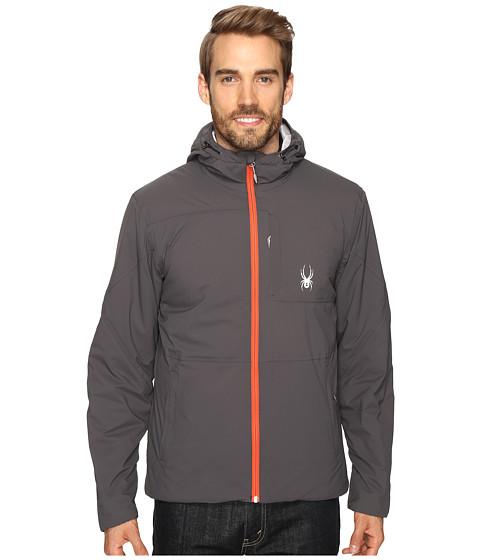 Spyder Berner Jacket - Polar/Polar/Rage