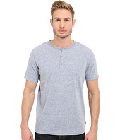 Threads 4 Thought - Baseline Short Sleeve Tri-Blend Henley