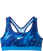 Nike Kids - Pro Printed Medium Support Sports Bra (Little Kids/Big Kids)