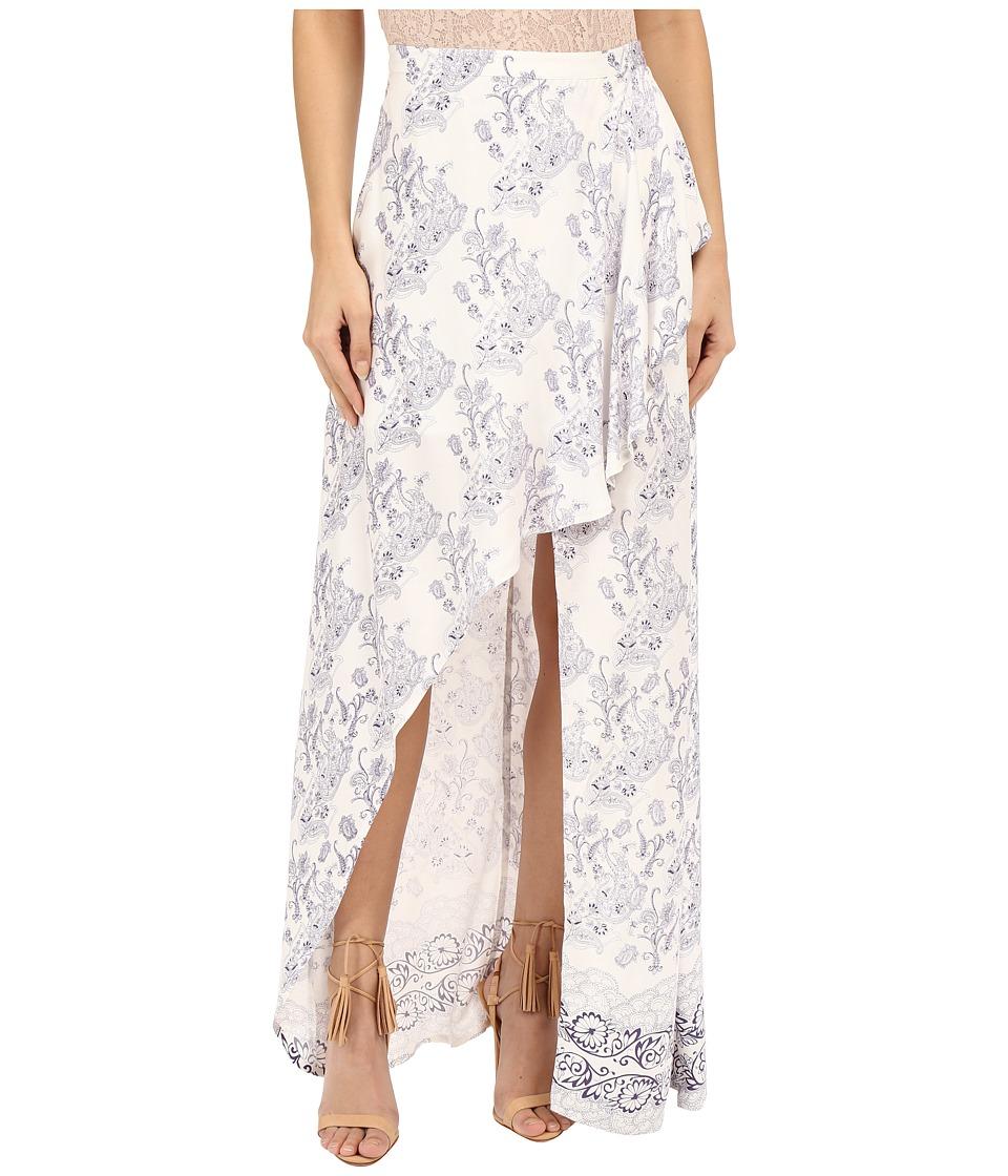 The Jetset Diaries Infinity Maxi Skirt Infinity Print Womens Skirt