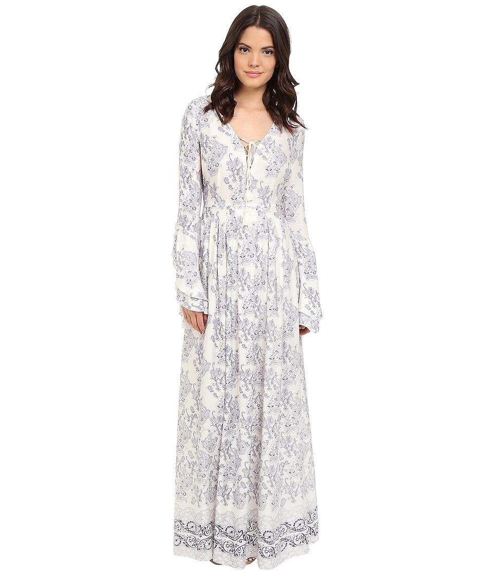 The Jetset Diaries Infinity Maxi Dress Infinity Print Womens Dress
