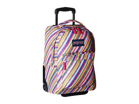 JanSport Wheeled Superbreak® - Multi Texture Stripe