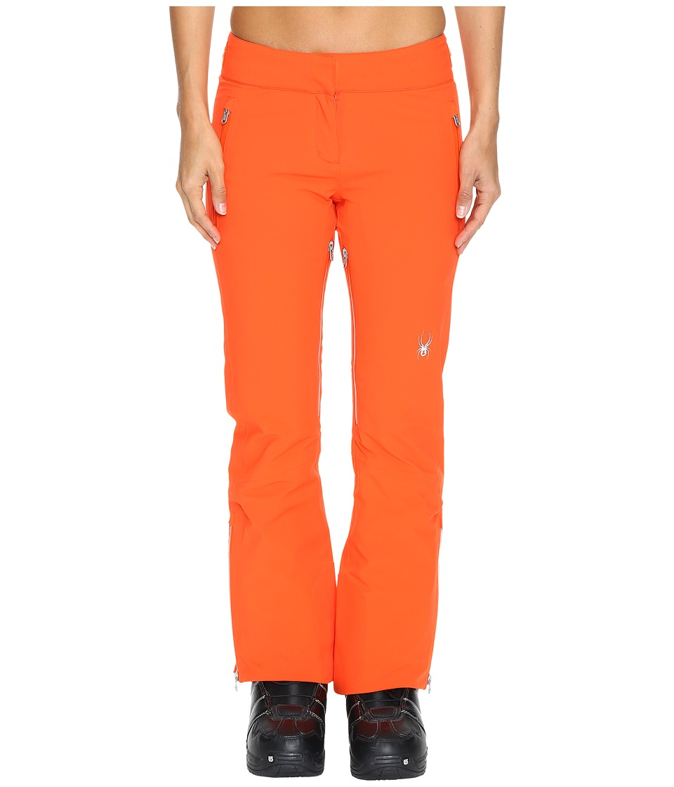 Spyder The Traveler Tailored Fit Pant (Burst) Women