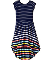 Tommy Hilfiger Kids - Engineer High-Low Dress (Little Kids/Big Kids)