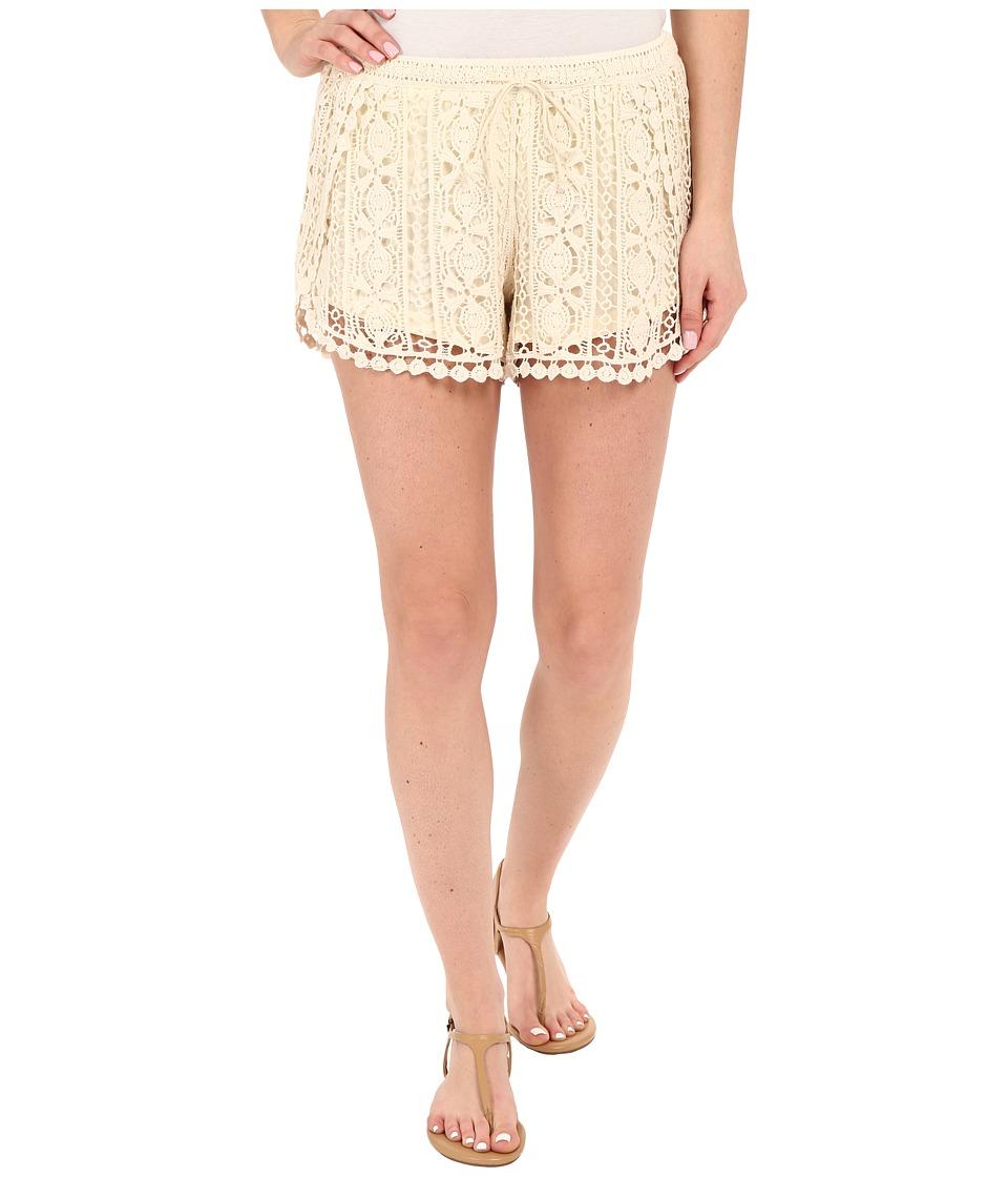 Brigitte Bailey Darcy Shorts Natural Womens Shorts