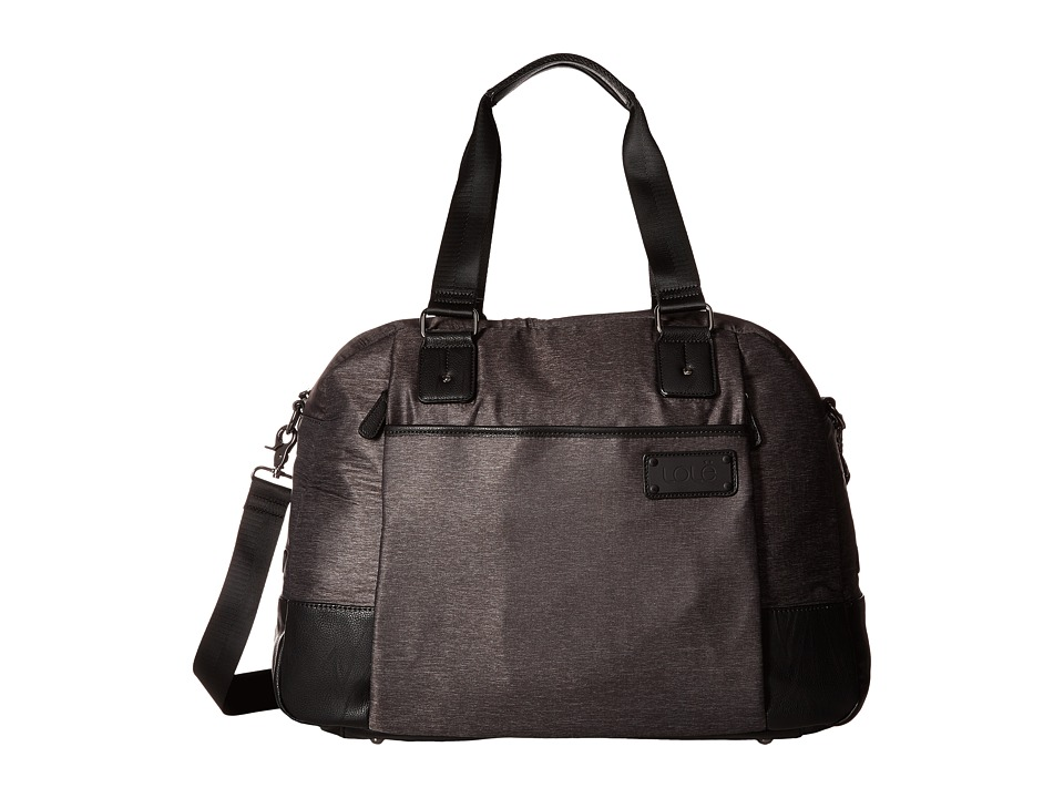 Lole - Deena Duffel (Black Heather) Duffel Bags