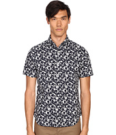Jack Spade - Clift Short Sleeve Splatter Print Shirt