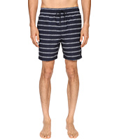 Jack Spade - Drawn Striped Swim Trunk