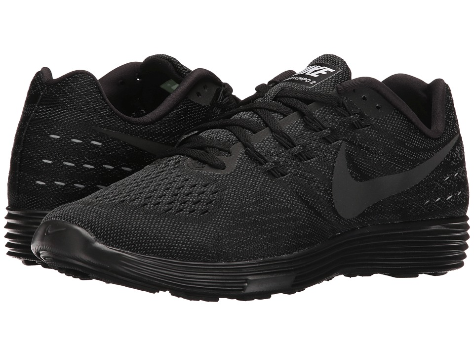 Nike - Lunartempo 2 (Black/Black/Anthracite) Men