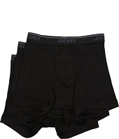 Jockey - Staycool Classic Fit Boxer Brief 3-Pack