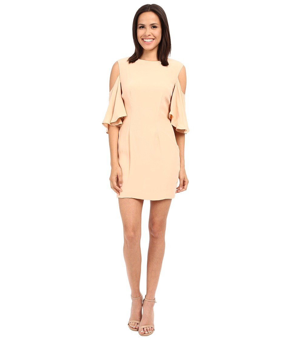 KEEPSAKE THE LABEL Believer Dress Caramel Womens Dress