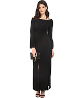 KEEPSAKE THE LABEL - Heartlines Long Sleeve Maxi Dress