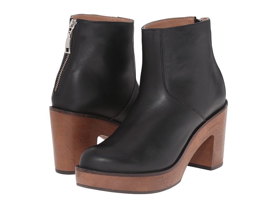 Calou Stockholm Fia Black Womens Boots