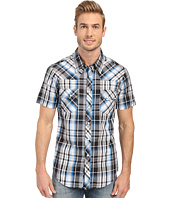 Rock and Roll Cowboy - Short Sleeve Snap B1S6270