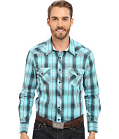 Rock and Roll Cowboy - Long Sleeve Snap B2S6384