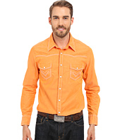 Rock and Roll Cowboy - Long Sleeve Snap B2S6287