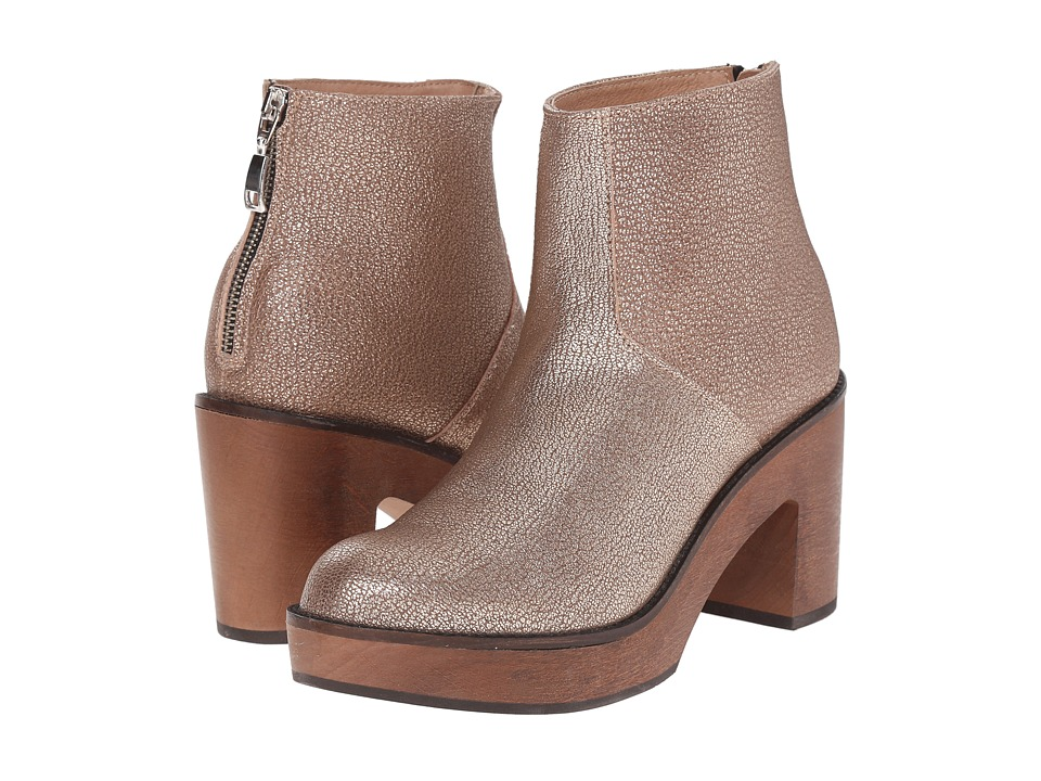 Calou Stockholm Fia Bronze Womens Boots